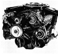 1983 Mustang GT 5.0L engine